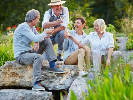 Aging Like a Fine Wine or Fermenting Like a Stout Beer?  By:  Dan Schmieding