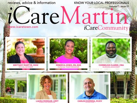 iCare Martin Exclusive - Treasure Coast Hospice – Care, Compassion, Commitment