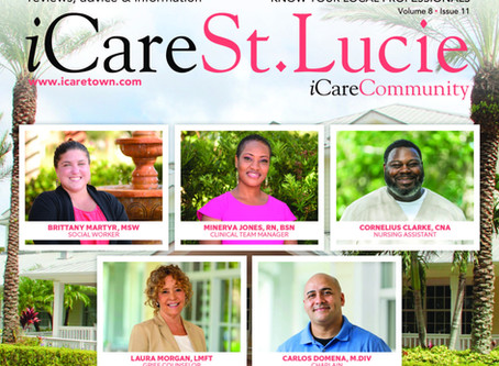 SLC iCare Exclusive - Treasure Coast Hospice – Care, Compassion, Commitment
