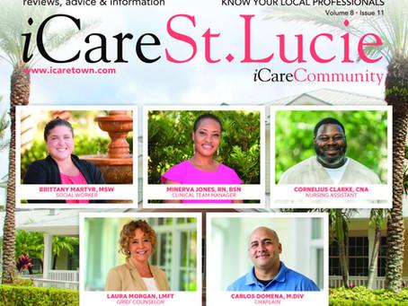 SLC iCare Exclusive - Treasure Coast Hospice – Care, Compassion, Commitment