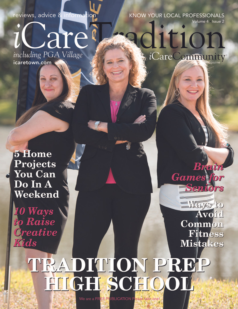 iCare Tradition - February 2021