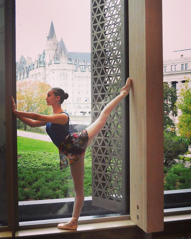 #ballerinasofinstagram #ottawa #ottawadance #dancerslife #cumbraelove