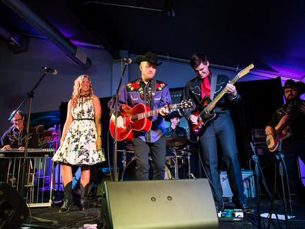 The Shootouts Live at AmericanaFest 2018