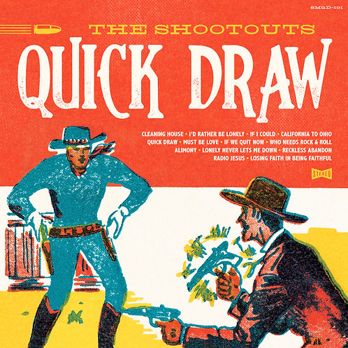 """Quick Draw"" CD (2019)"
