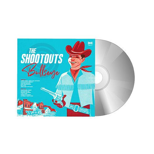 """""""Bullseye"""" - CD"""
