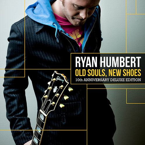 """Old Souls, New Shoes"" 10th Anniversary Deluxe Edition - CD"
