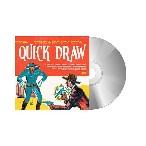 """Quick Draw"" - CD"