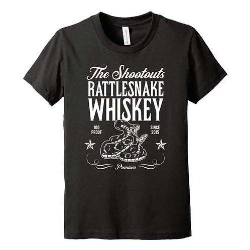 """Rattlesnake Whiskey"" T-Shirt"