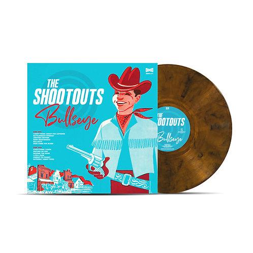 """Bullseye"" - Limited Edition ""Rattlesnake Whiskey"" Vinyl"