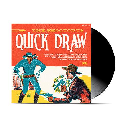 """""""Quick Draw"""" - Black Vinyl"""