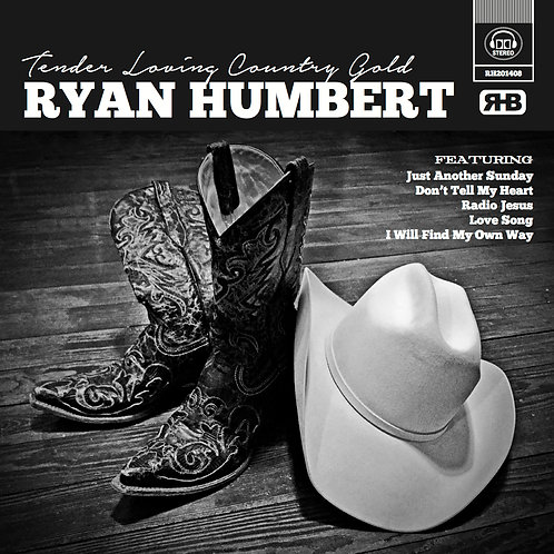 """Tender Loving Country Gold"" CD"