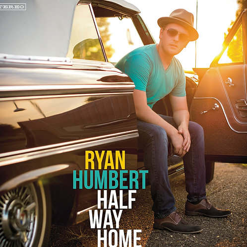 """Half Way Home"" CD"