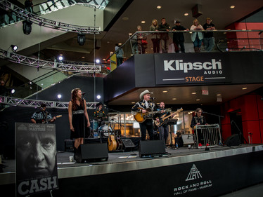 The Shootouts Live at The Rock Hall