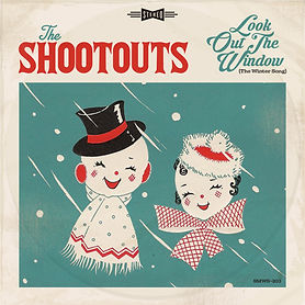 The Shootouts Look Out The Window Cover.