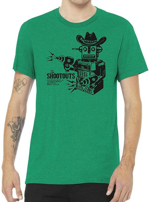 """Robot Cowboy"" T-Shirt"