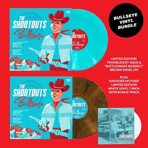 """""""Bullseye"""" Vinyl Bundle"""