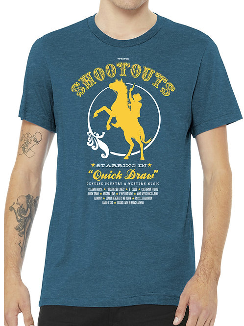 """Quick Draw"" T-Shirt"