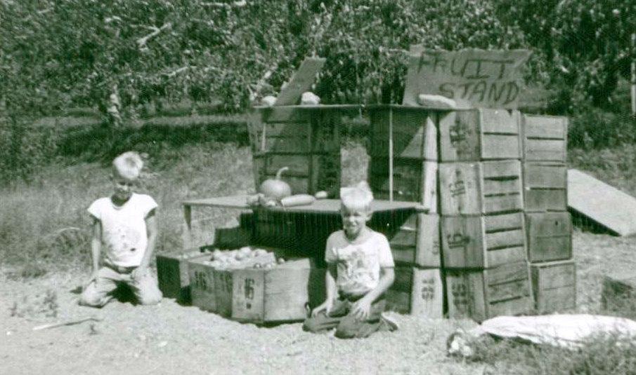Harker's Organics History, Harker's Orgaics Generations