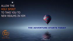 Adventure in the Spirit