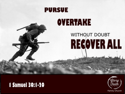 Pursue-Overtake-Recover All