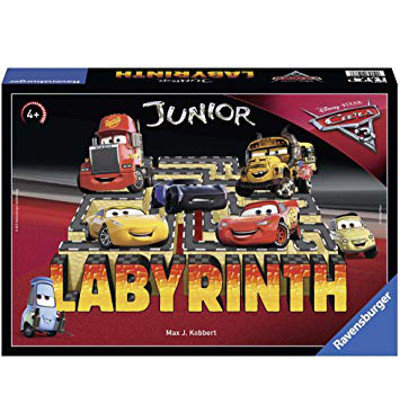 LABYRINTH JUNIOR CARS