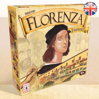 FLORENZA X ANNIVERSARY