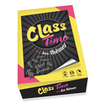 CLASS TIME DES THEMES