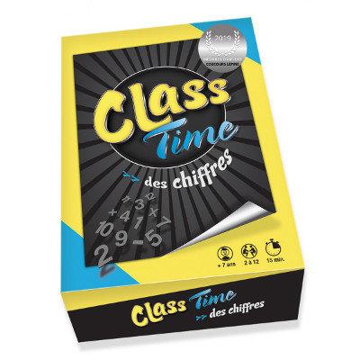 CLASS TIME DES CHIFFRES