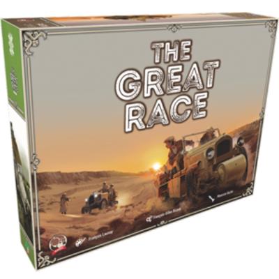 THE GREAT RACE + Extension Solo & 5e joueur