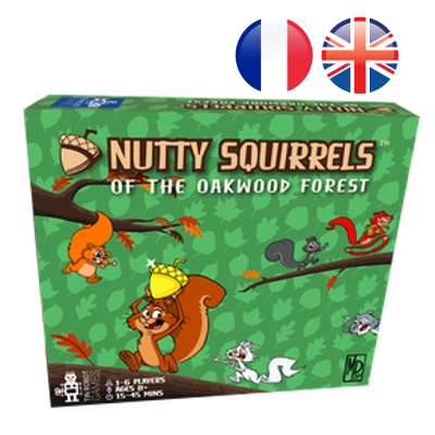 NUTTY SQUIRRELS