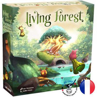 Living Forest - Ludonaute - Deckbuilding