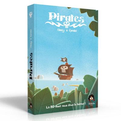 BD PIRATES - Livre 1
