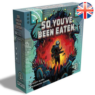 SO, YOU'VE BE EATEN