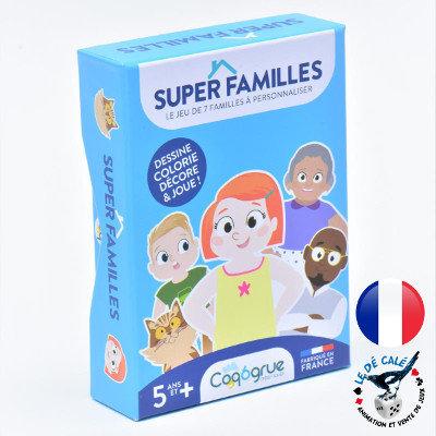 Super Familles - Coq6grue - Un jeu à personnaliser