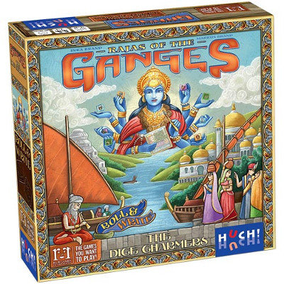 RAJAS OF THE GANGES : DICE CHARMERS
