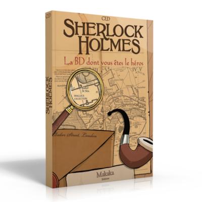 BD SHERLOCK HOLMES