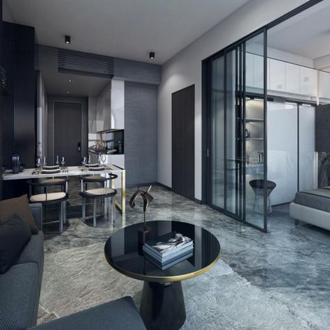 Showflat - One Bedroom