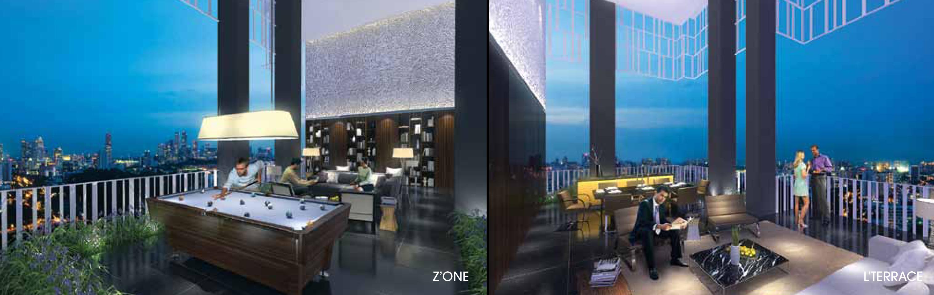 Z'one / L'Terrace