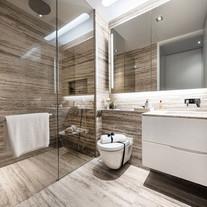 1 Bedroom + Study, Bathroom.jpg