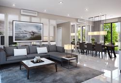 TREASURES Living Room