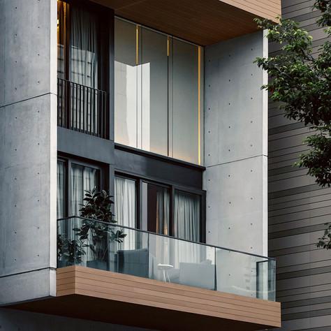 2 Bedroom + Study Loft, Balcony.jpg