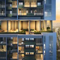 Sky Terrace Level 25