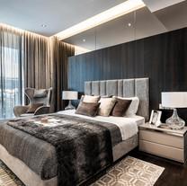 2 Bedroom + Study Loft, Master Bedroom2.