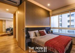 The Peak @ Cairnhill II bedroom
