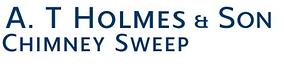 A.T Holmes & Son Chimney Sweep logo