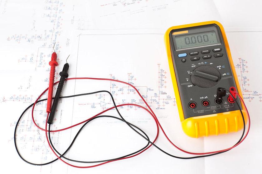 Pat test equipment