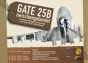 GATE 25B