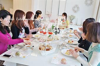 テーブルコーディネート教室 京都 大阪 滋賀 奈良 関西
