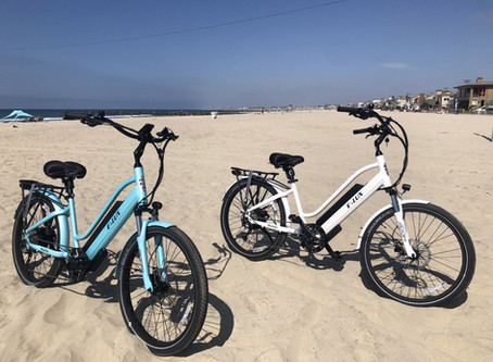Etiquette Tips for Communing With Your E-Bike