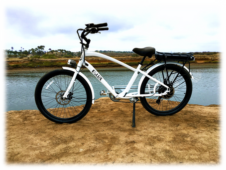 """Voted Best Cruiser Electric Bikes For 2015/2016!"""